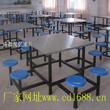 不锈钢部队食堂餐桌椅 案例展示