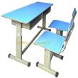 双人升降学生课桌椅